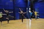 Tanssikoreografiaa
