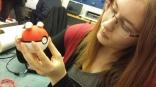 3D tulostettuja poképallon paloja kokeillaan yhteen